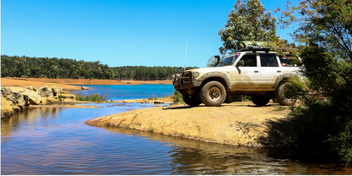 What kind of service do I need before I take my 4wd off road?